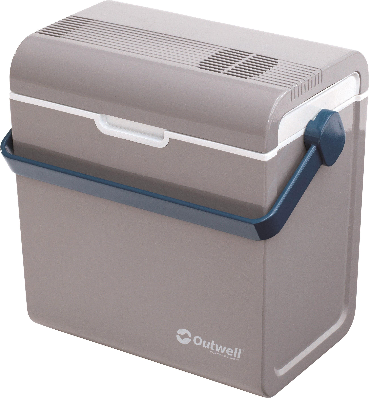 Af modish Outwell ECOcool Lite Køletaske 24l 12V/230V grå | Find outdoortøj QQ03